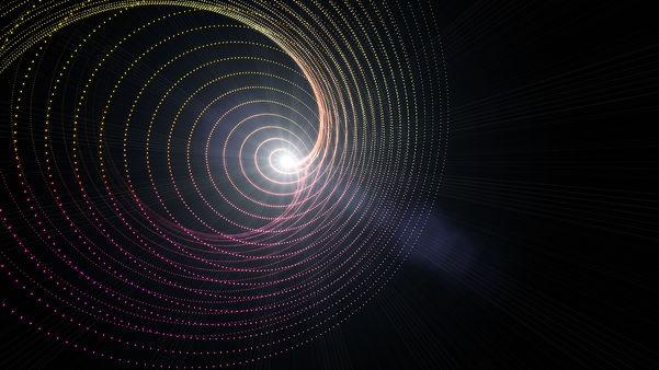 Espiral en el Universo. Taller Viaje en el Tiempo