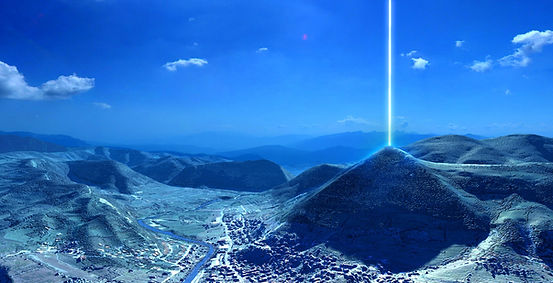Pyramiden in Bosnien. Visoko. Reisen mit Maha Metta und Geoviva