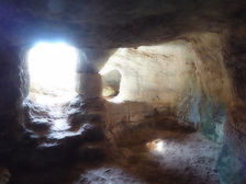Caves in Menorca for Meditation. Psychic Development with Maha Metta Akademie