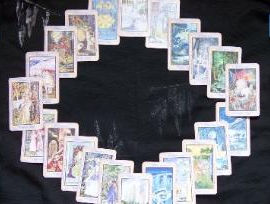 Tarot cards. Private session. Maha Metta Academy