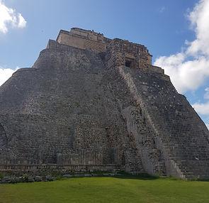 Pyramid of the Dwarf. Uxmal. Mahametta Travels