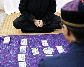 Tarot Karten. Einzelsitzung. Maha Metta Akademie
