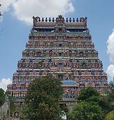 Chindambaram, India. Viajes Mahametta