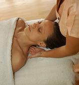 Manuelle Lymphdrainage Massage. Bei Maya in München