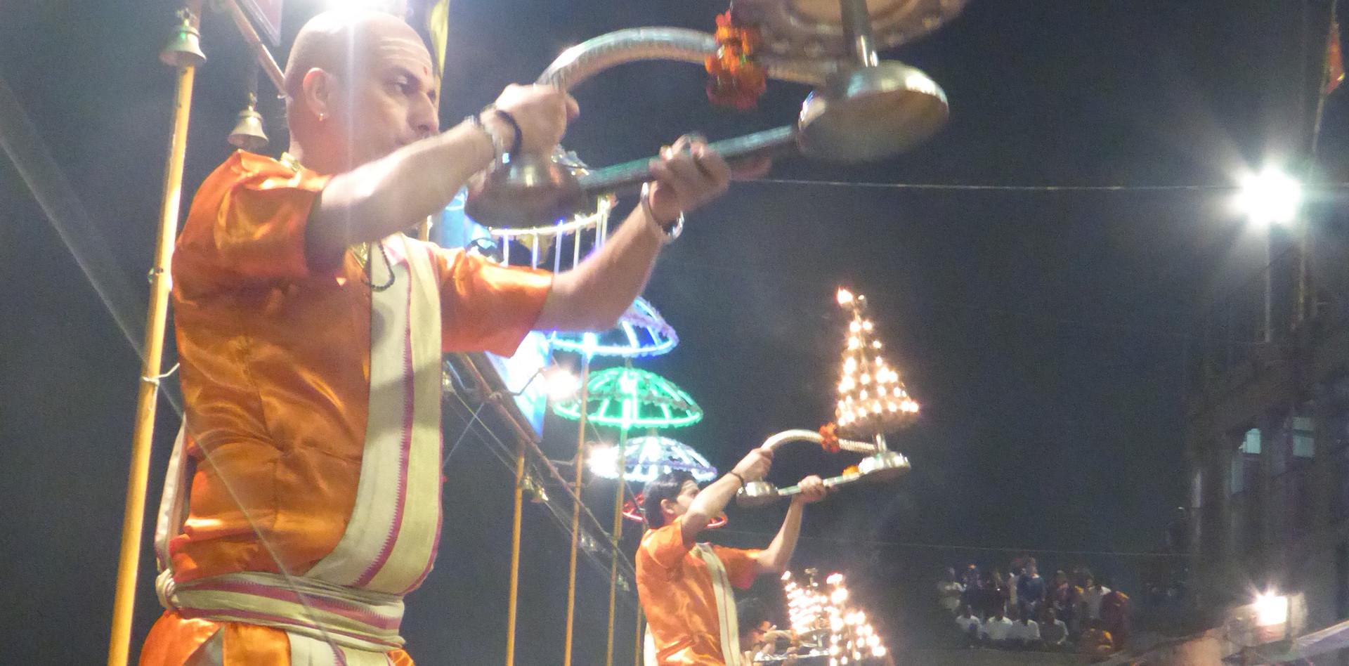 Shivaratri Puja in Varanasi