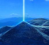 Pirámides en Bosnia. Rayo de energía en la Pirámide del Sol. Viajes espirituales con Maha Metta y Geoviva