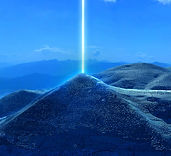 Pyramids in Bosnia. Radiation of energy in Pyramid of the Sun. Spiritual Traveils with Maha Metta and Geoviva