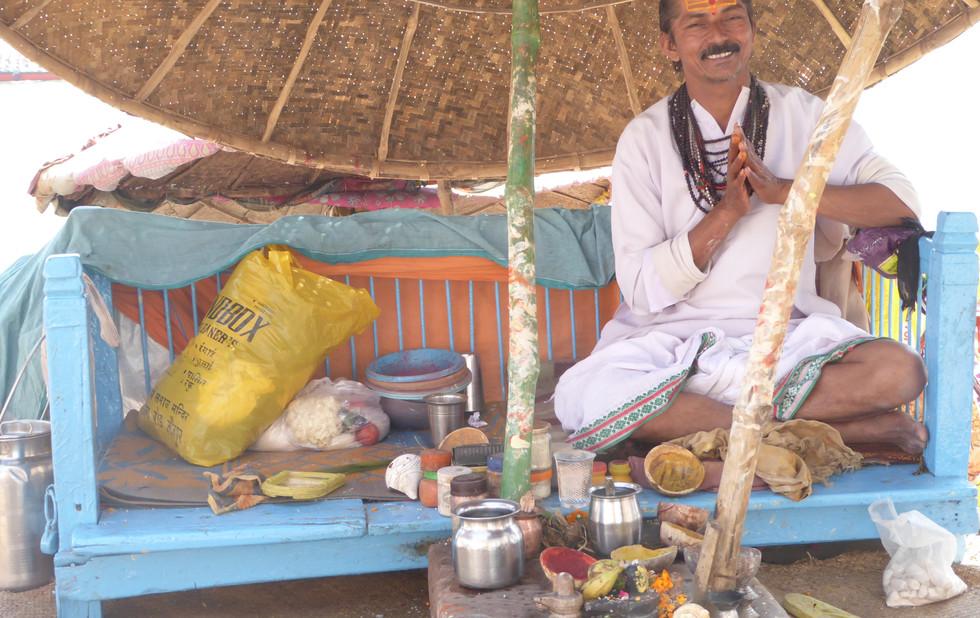 Segen von Varanasi