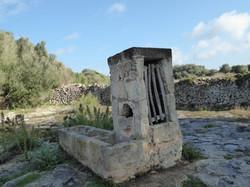 Brunnen. Torretrencada. Menorca
