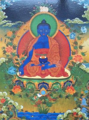 Medizine Buddha. Buddhistisches Meditation Seminar mit Mahametta