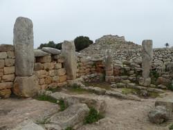 Heiligtum. Torre d´en Galmés