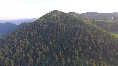 Sun pyramid. Bosnia. Maha Metta and Geoviva Spiritual Travel