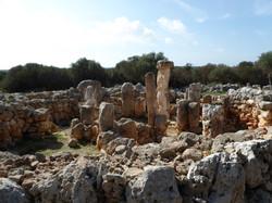 Heiligtum in Torre d´en Galmés