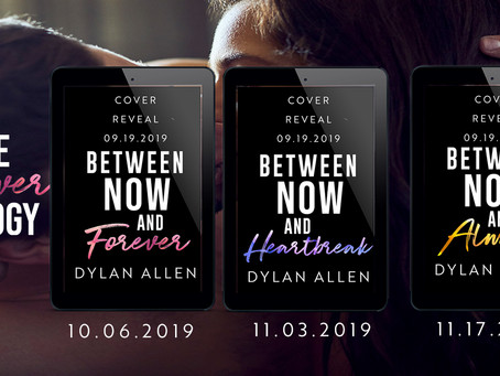 Cover Reveal for The Forever Trilogy is 9/19