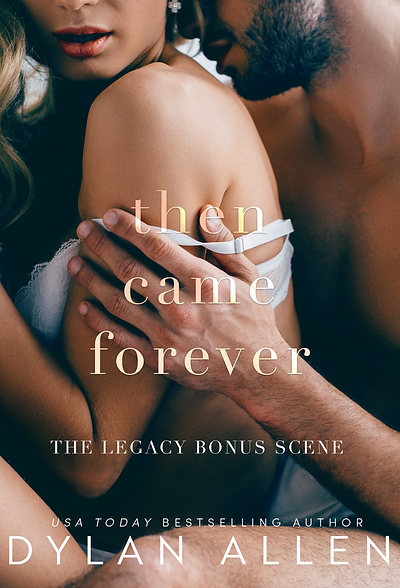 then came forever - the legacy bonus cov