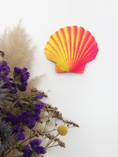 Mathilde Gullaud ~ Seashell Orange