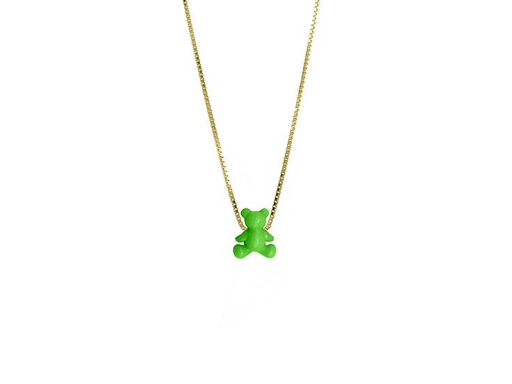 In Chains Jewelry ~ Disco Bear