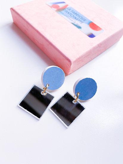La Fabrique d'Antoinette ~ Colorblock blue