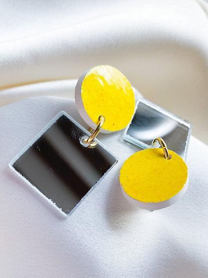 La Fabrique d'Antoinette ~ Colorblockye yellow