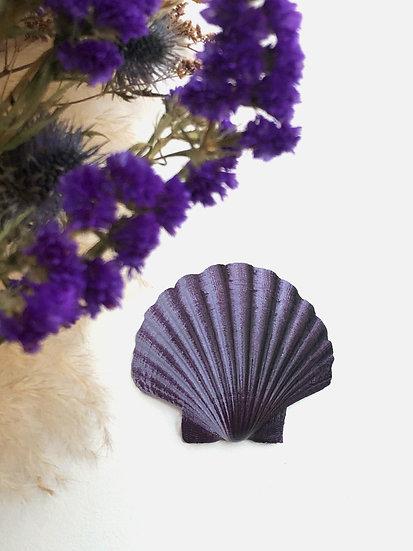 Mathilde Gullaud ~ Seashell purple