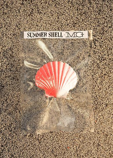 Mathilde Gullaud ~ Seashell red