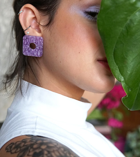 Vraauu Studio ~ The Square Hoops