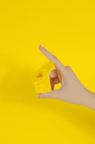 Valentin Lebigot ~ Bougeoir Lum jaune