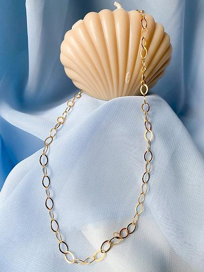 Camille Colette ~ Le collier gros maillon