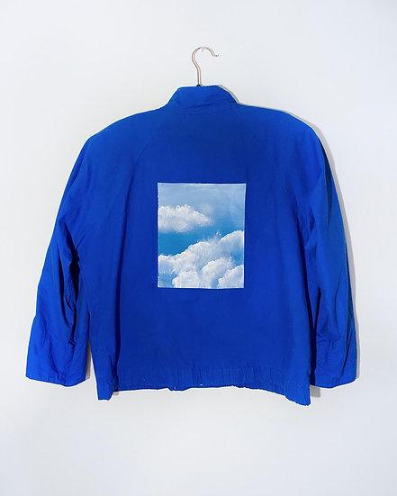 Nuée ~ Le bleu à epaulettes