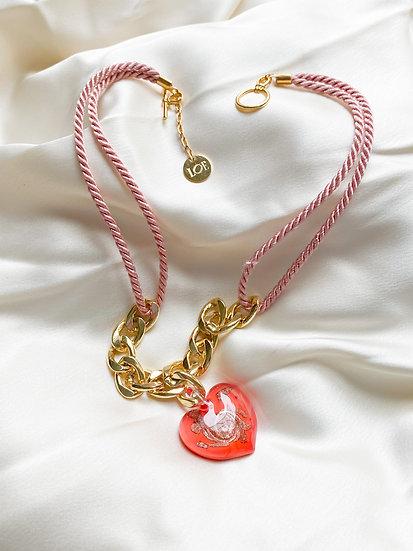Loe ~ Collier True Love heart