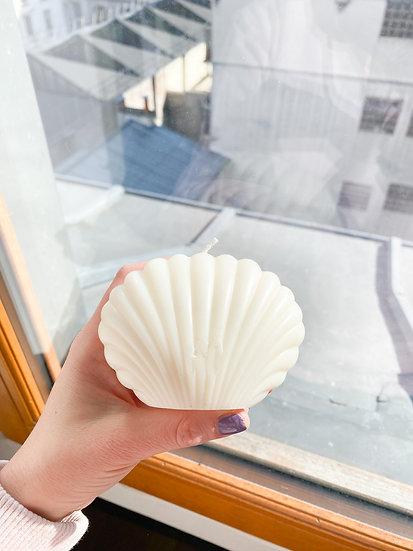Couleurs paris ~ Bougie seashell