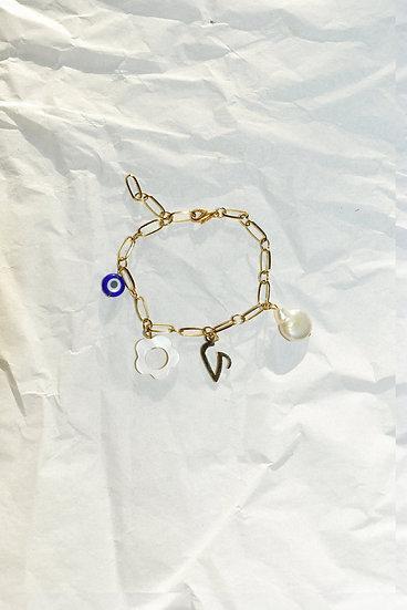 VRNQ ~ Bracelet en pleine floraison