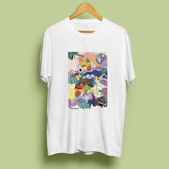 Erostick ~ t-shirt Playground