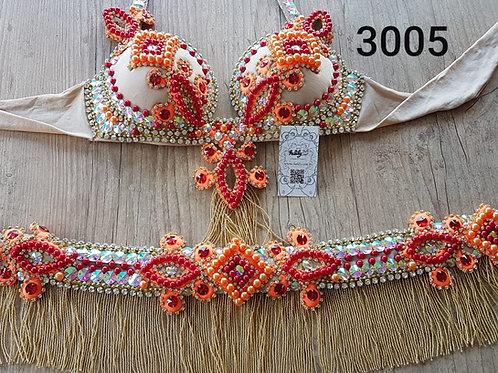 3005 - Nude'n Fire