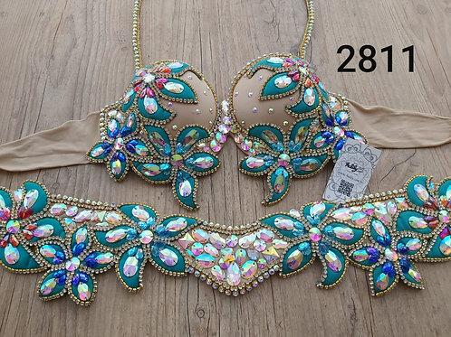 2811 - Azul Persa