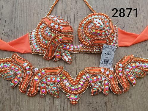 2871 - Deep Orange