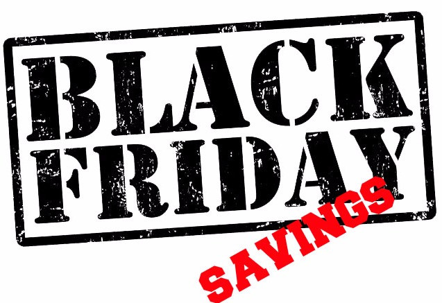 SHOP with us and save this Friday November 24!!!