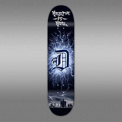 "Midnight ""D"" Deck"
