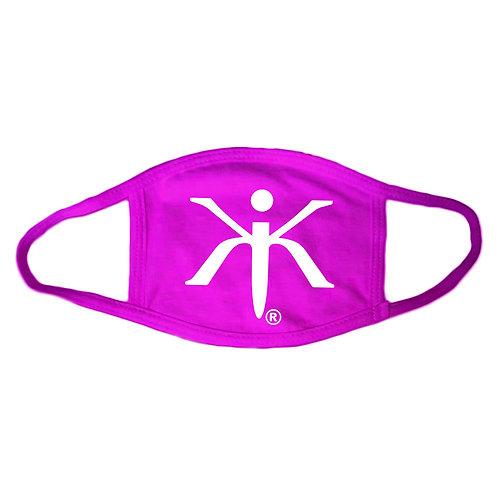 Fuchsia Klassic Face Mask & Bag