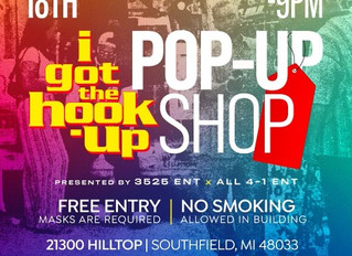 POP UP and SHOP