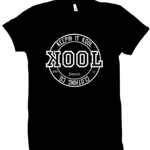 Kool Look Tee (Black/White)