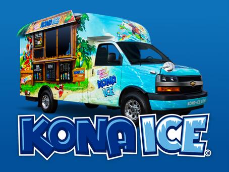 October 29th: Kona Ice