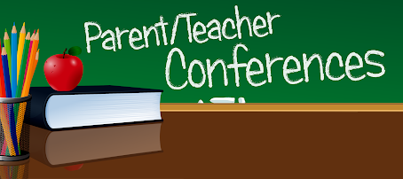 October 14th: Parent Teacher Conference Day--NO SCHOOL FOR STUDENTS