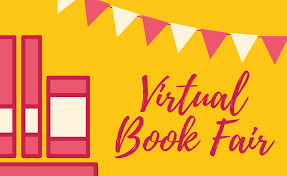 October 26th - November 8th: Virtual Book Fair