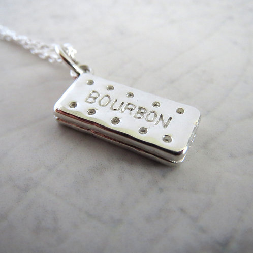 Bourbon Biscuit Necklace