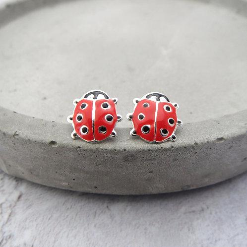 Ladybird Stud