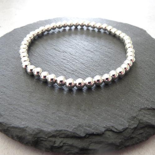 Stretch Ball Bracelet M/L