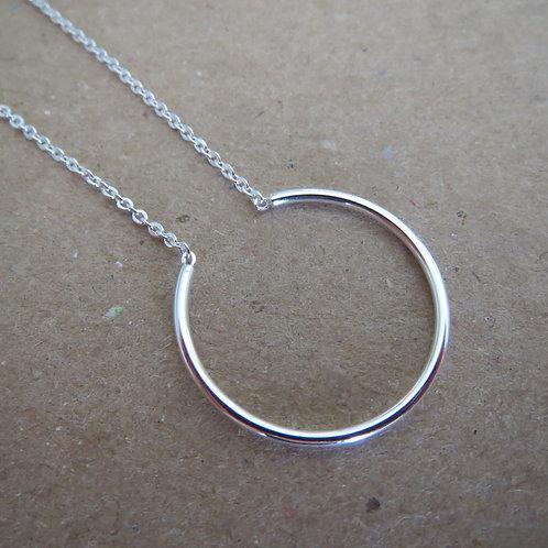 Half Circle Necklace