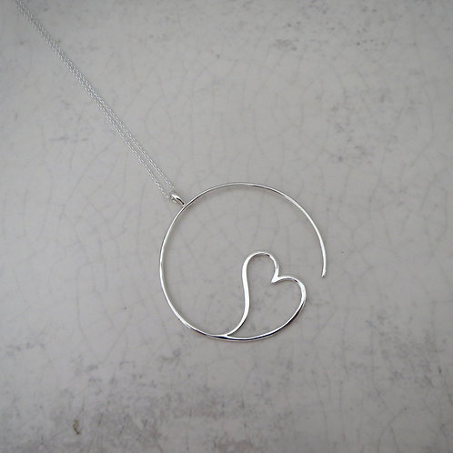 Heart Desire Long Necklace