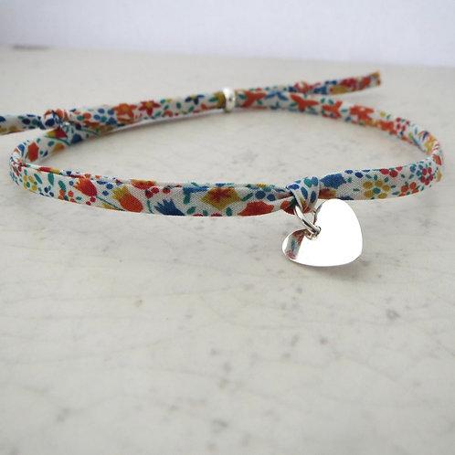 Liberty Fabric Bracelet - EVE